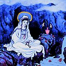 Guanyin by AngelinaLucia10