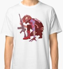Punk!Winter Soldier Classic T-Shirt