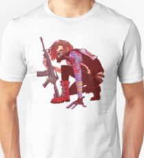 Punk!Winter Soldier Unisex T-Shirt