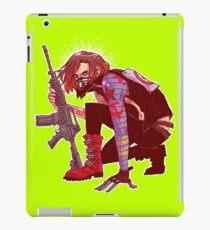 Punk!Winter Soldier iPad Case/Skin