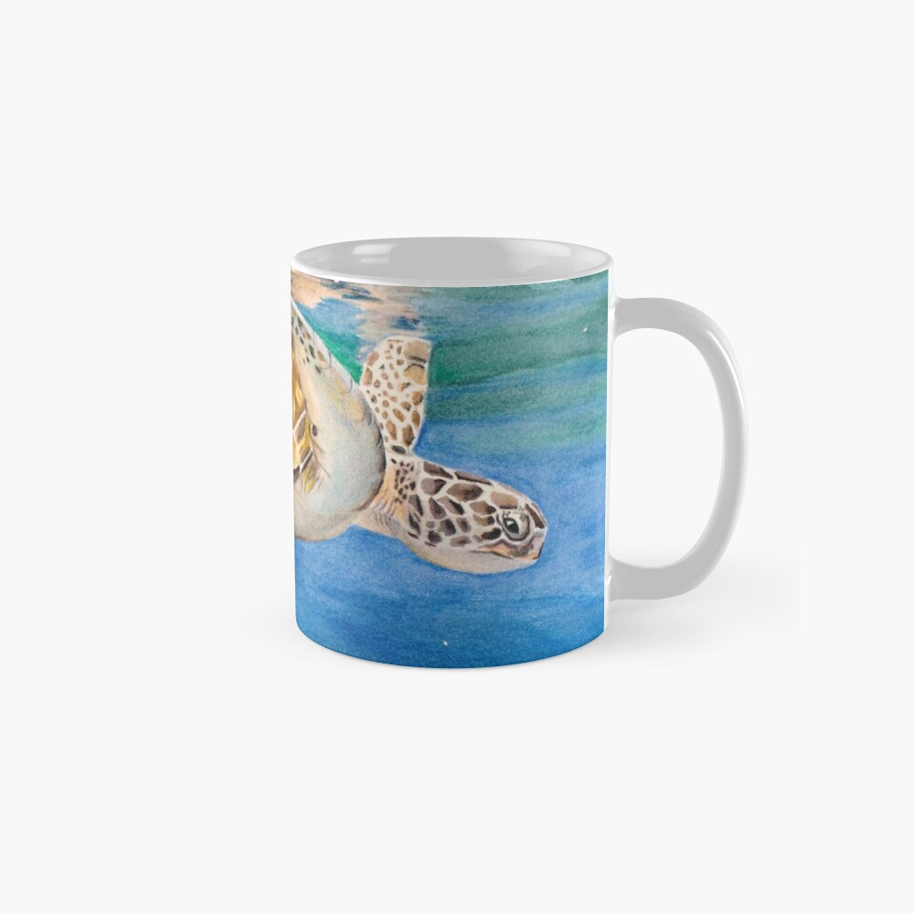 Mugs « Tortue marine»