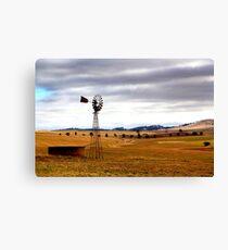 Australian Rural Landscape Canvas Print