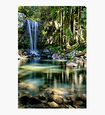 Curtis Falls waterfall Photographic Print