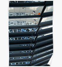 Mirror Mirror - Reichstag, Berlin Poster