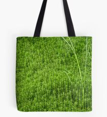 Humid Green Tote Bag