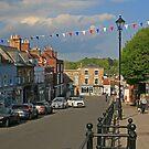 Lymington High Street by RedHillDigital
