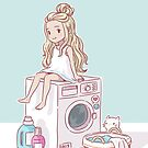 Laundry day by freeminds