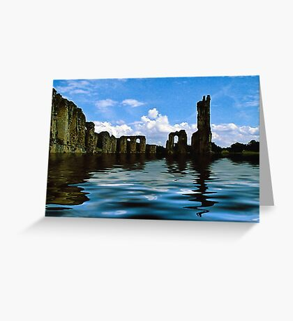After the Flood Greeting Card