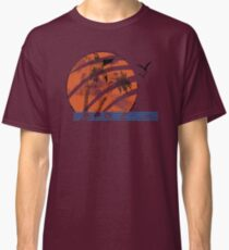 Scarred Sunset Classic T-Shirt