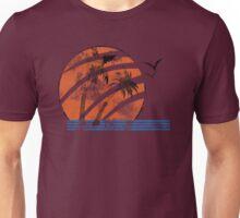 Scarred Sunset Unisex T-Shirt