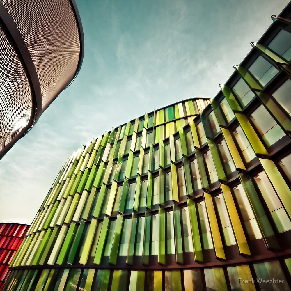 Cologne Oval Offices | 01 by Frank Waechter