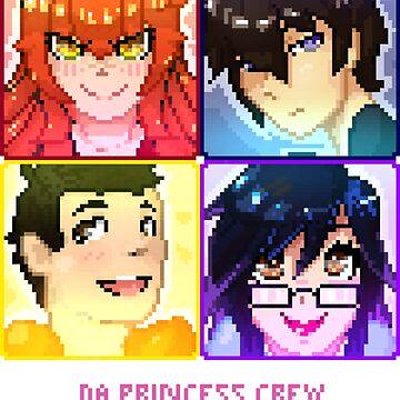 Da Pixel Crew ver. 2 by ColorWolf