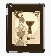 Teahouse of the August Moon iPad Case/Skin