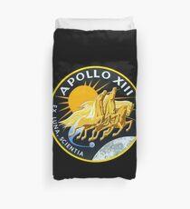 """Apollo 13 Mission Patch - """"Houston, wir haben ein Problem gehabt"""" Bettbezug"""