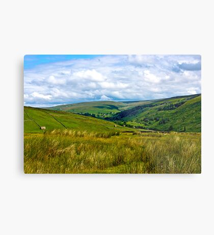 How Green is My Valley Metal Print
