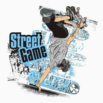 Street game by arreda