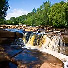 The Falls by Trevor Kersley