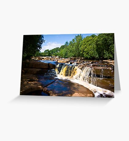 The Falls Greeting Card