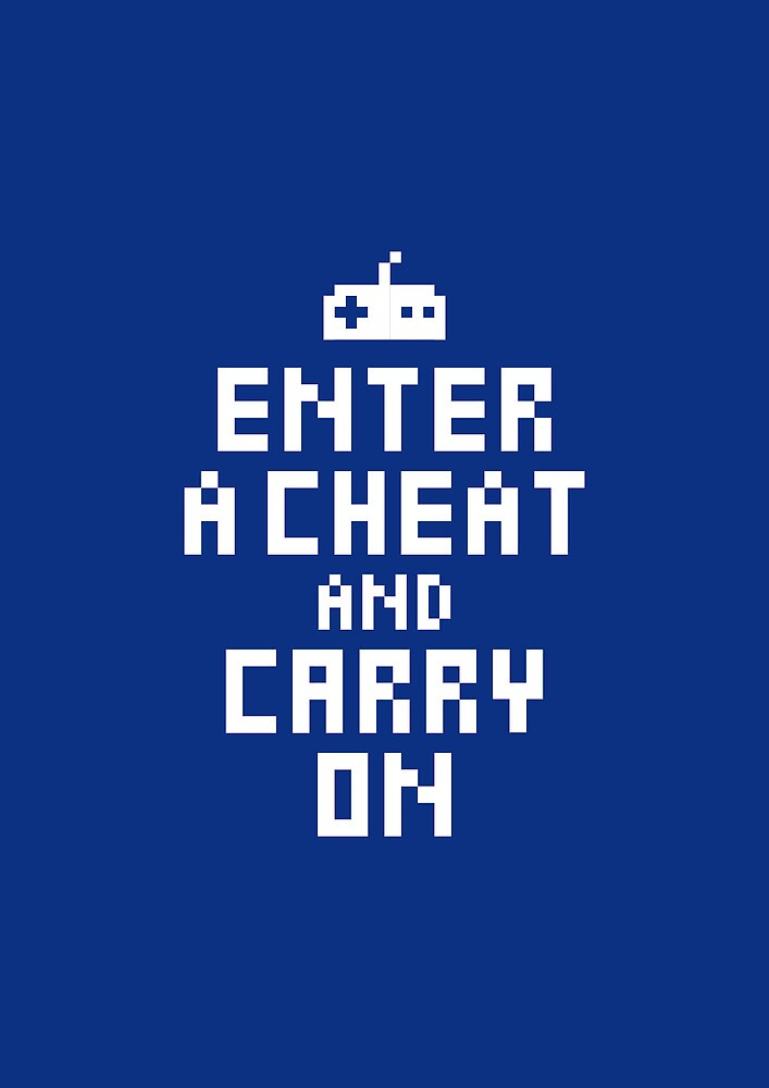 Keep Calm and Carry on Gaming2 by SevenHundred