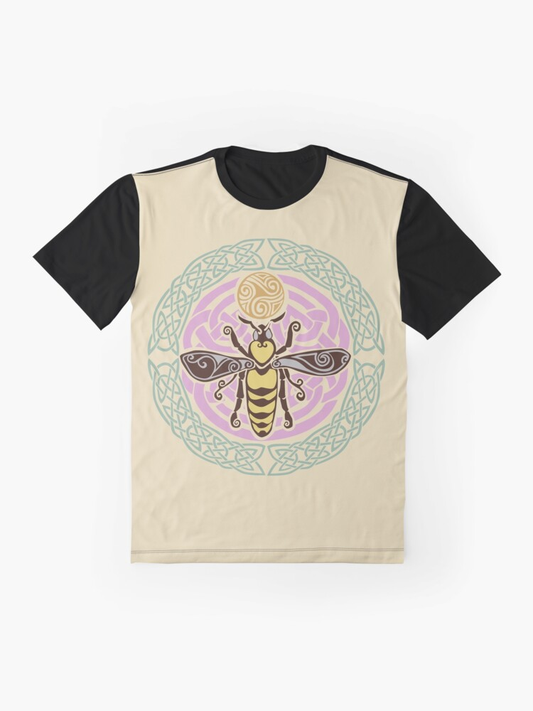 Alternate view of I am the Queen: of every hive Graphic T-Shirt