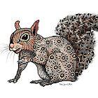 Totem des Eichhörnchens von Free-Spirit-Meg