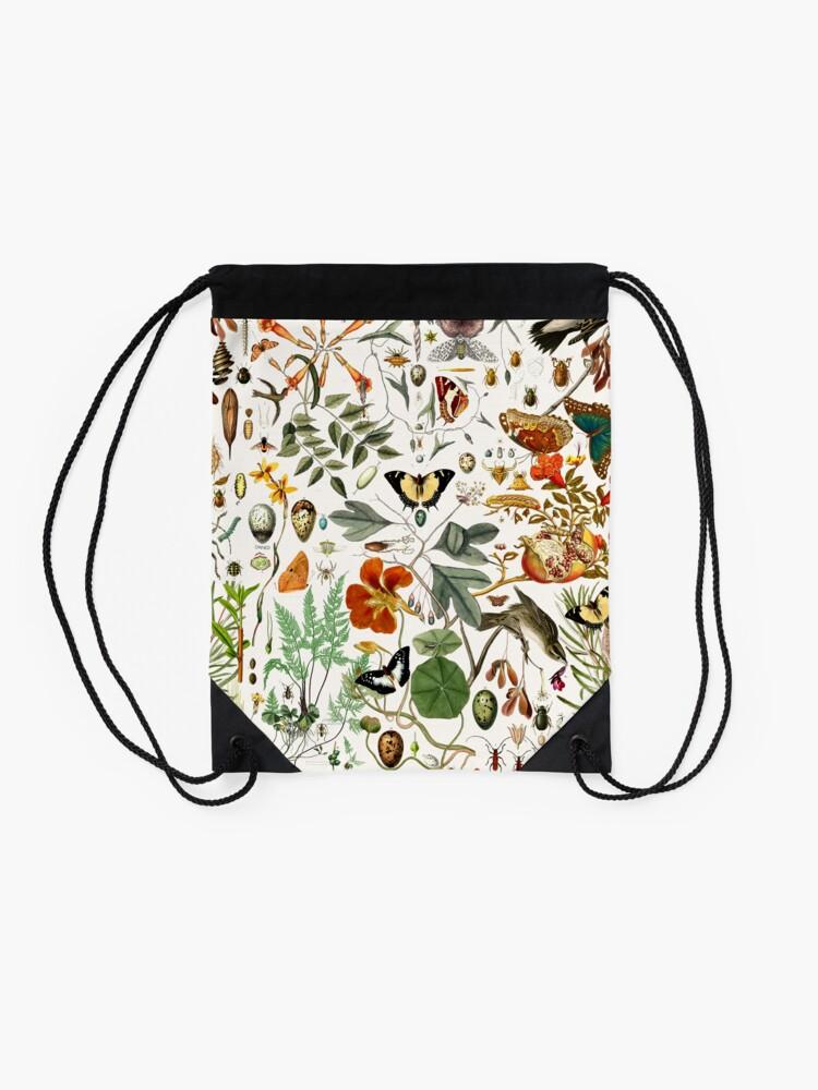 Alternate view of Biology 101 Drawstring Bag