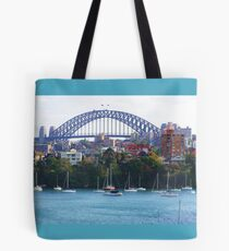 Sydney Harbour Bridge Australia  Tote Bag