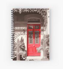 Kate Branch Creative- Prosperity  Spiral Notebook