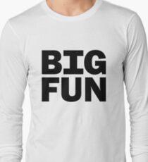 Big Fun - Heathers Long Sleeve T-Shirt