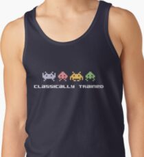 Classically Trained - 80s Video Games Tank Top
