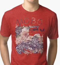 Modern Baseball Dog Tri-blend T-Shirt