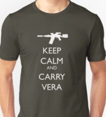 Keep Calm and Carry Vera T-Shirt