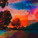 Colour Trees by Cameron Lundstedt