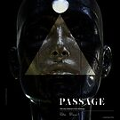 PASSAGE - The Queen (invert) by Ash Thorp