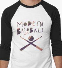 Modern Baseball Bats Men's Baseball ¾ T-Shirt
