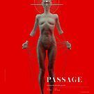 PASSAGE - The Deity by Ash Thorp