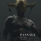 PASSAGE - The Warrior by Ash Thorp