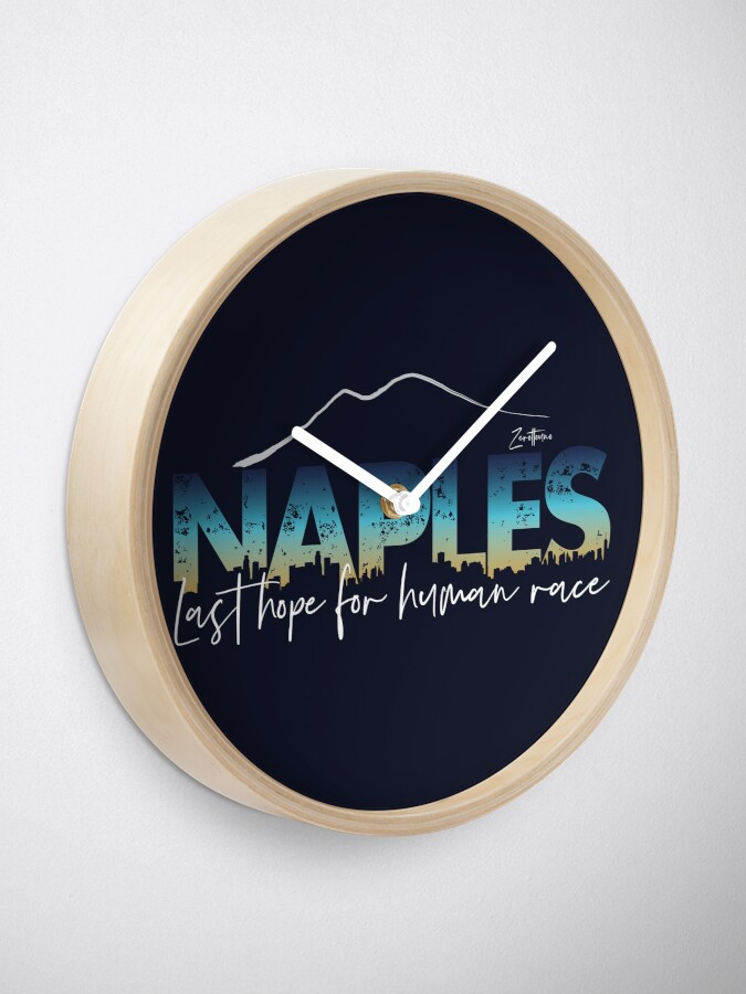 Vista alternativa de Reloj Nápoles - Last Hope EN v2_C