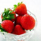 Berries For Breakfast by debbiedoda