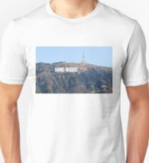 Send Nudes Hollywood T-Shirt