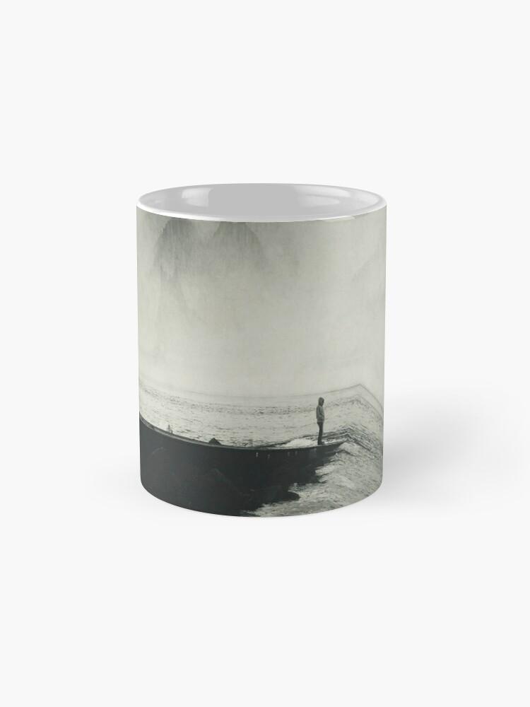 Alternate view of VertigOcean - surreal seascape Mug