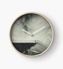 VertigOcean - surreal seascape Clock