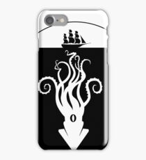 Kraken Logo iPhone Case/Skin