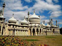 Royal Pavilion, Brighton by ChelseaBlue