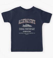 ALCATRAZ STATE Kids Tee