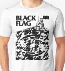 Black Flag - Six Pack T-Shirt