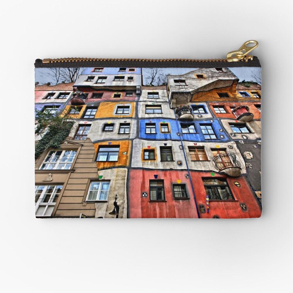 El Hundertwasserhaus - Viena Bolsos de mano
