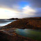 Contos Beach ... Westaustralien von Angelika  Vogel