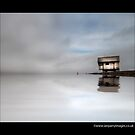 Bathing Hut by Ian Parry