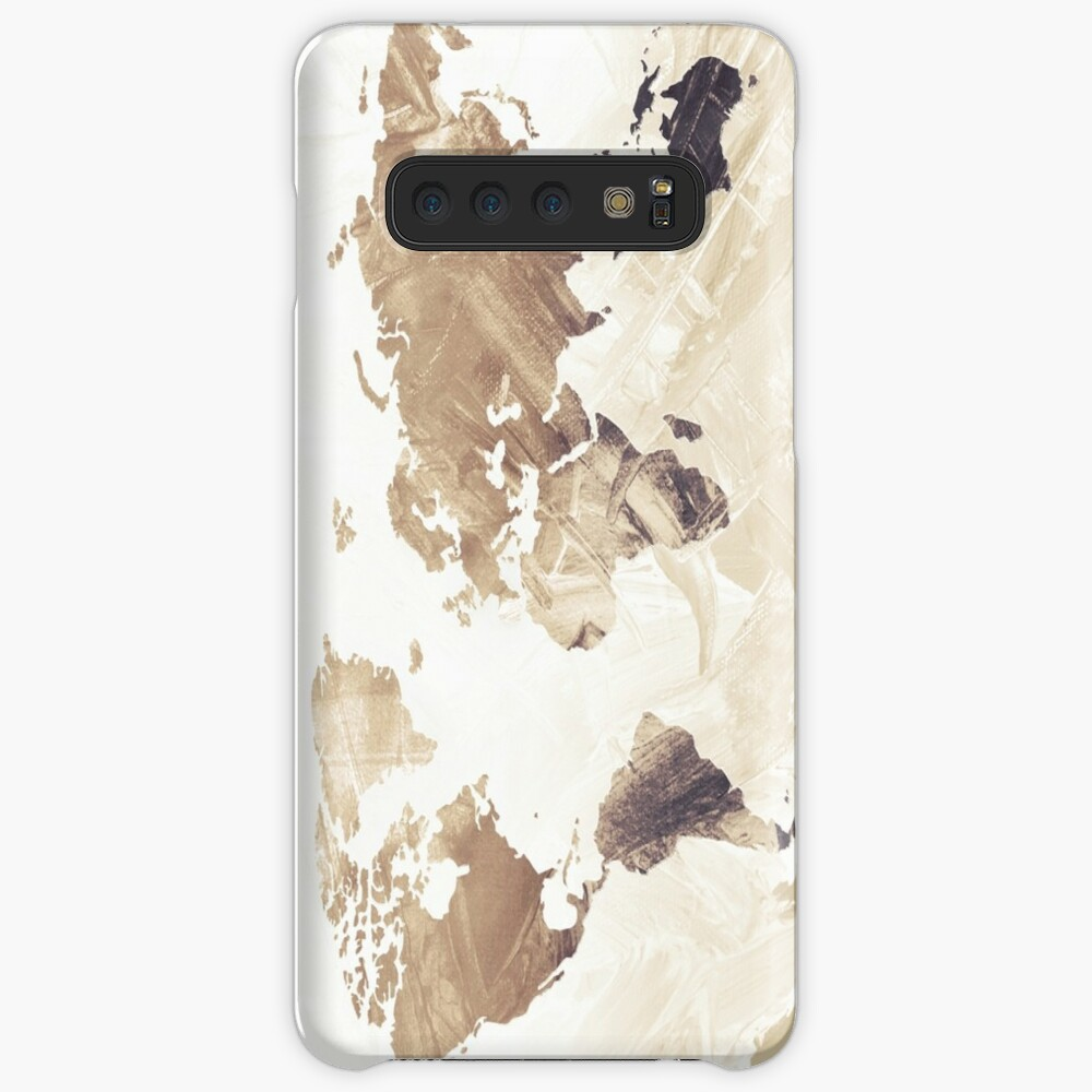 MAP-Freedom vibes worldwide  III Samsung Galaxy Snap Case